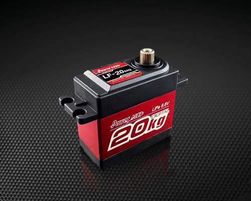 Lf-20mg - Servo Digital High Torque 20kg 0.16sec Power Hd
