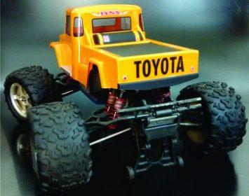 Lhp-0965 - Pick-up Toyota Bandeirante 63 Stepside para Revo 3.3