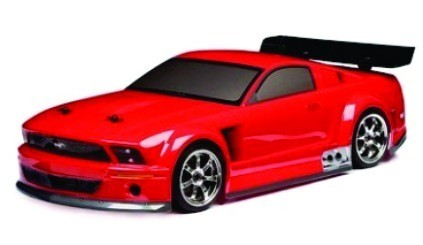 Lhp-0901 - Mustang Gtr 500 1/10 200mm