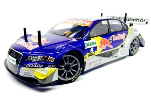 Lhp-1009 - Bolha Audi A4 Dtm Red Bull 1/10 200mm