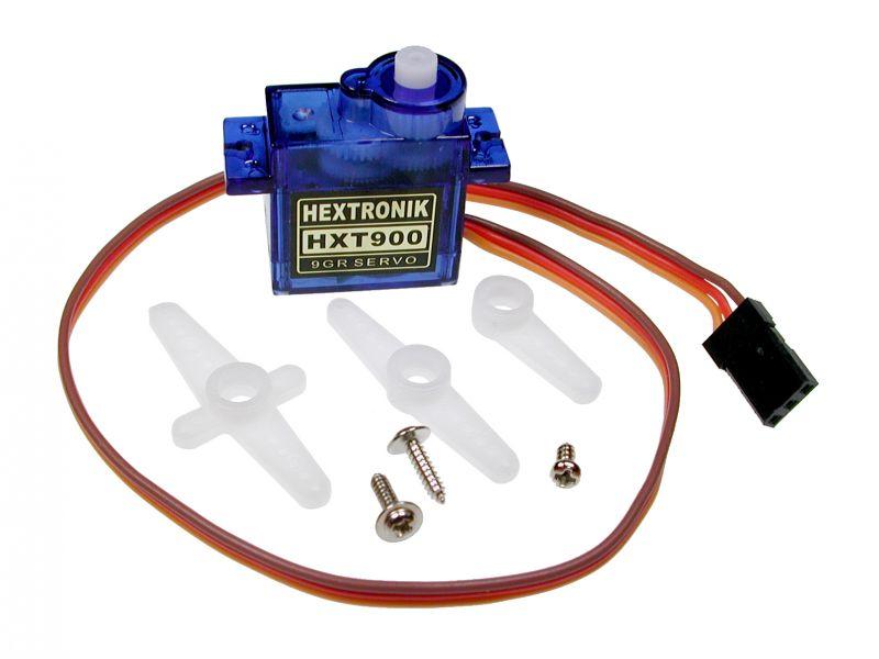 662 - Micro Servo HXT900 1,6 kg / 0.12sec / 9g