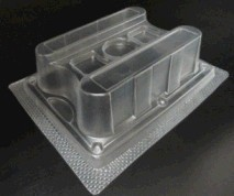 Lhp-0804 - Base Em Policarbonato - Standcar - Para Automodelo