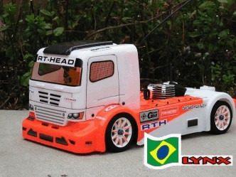 Lhp-0552 - Caminhão 1/10 - Truck 200mm