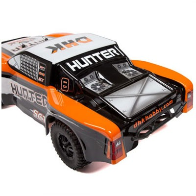 8135 - Automodelo DHK Hunter 4x4 2.4GHz RTR 1:10 Electric RC Truck