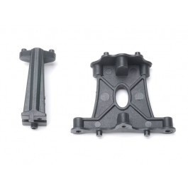 8131-002 - Front And Rear Upper Deck Mount For Wolf/raz-r