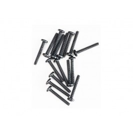 8381-207 - Parafuso 3x20mm Bh Screw Coarse (16pcs) For 1/8