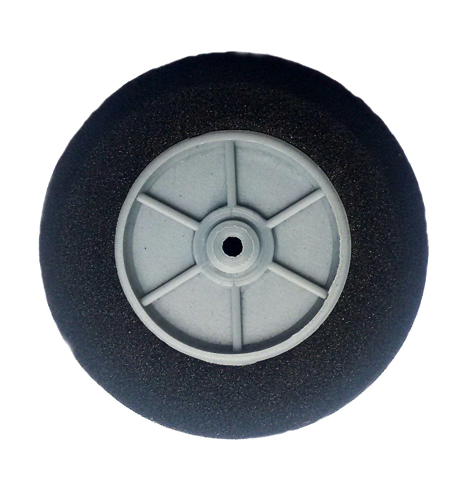 9850 - Roda Light Foam (Diâmetro: 60mm, Largura: 18,5mm)