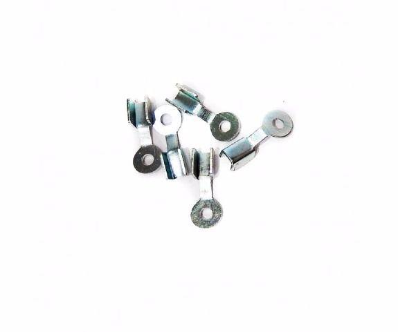 LHP-0573 - Espaçadores de metal para rodas Ø 4mm - 5 unid