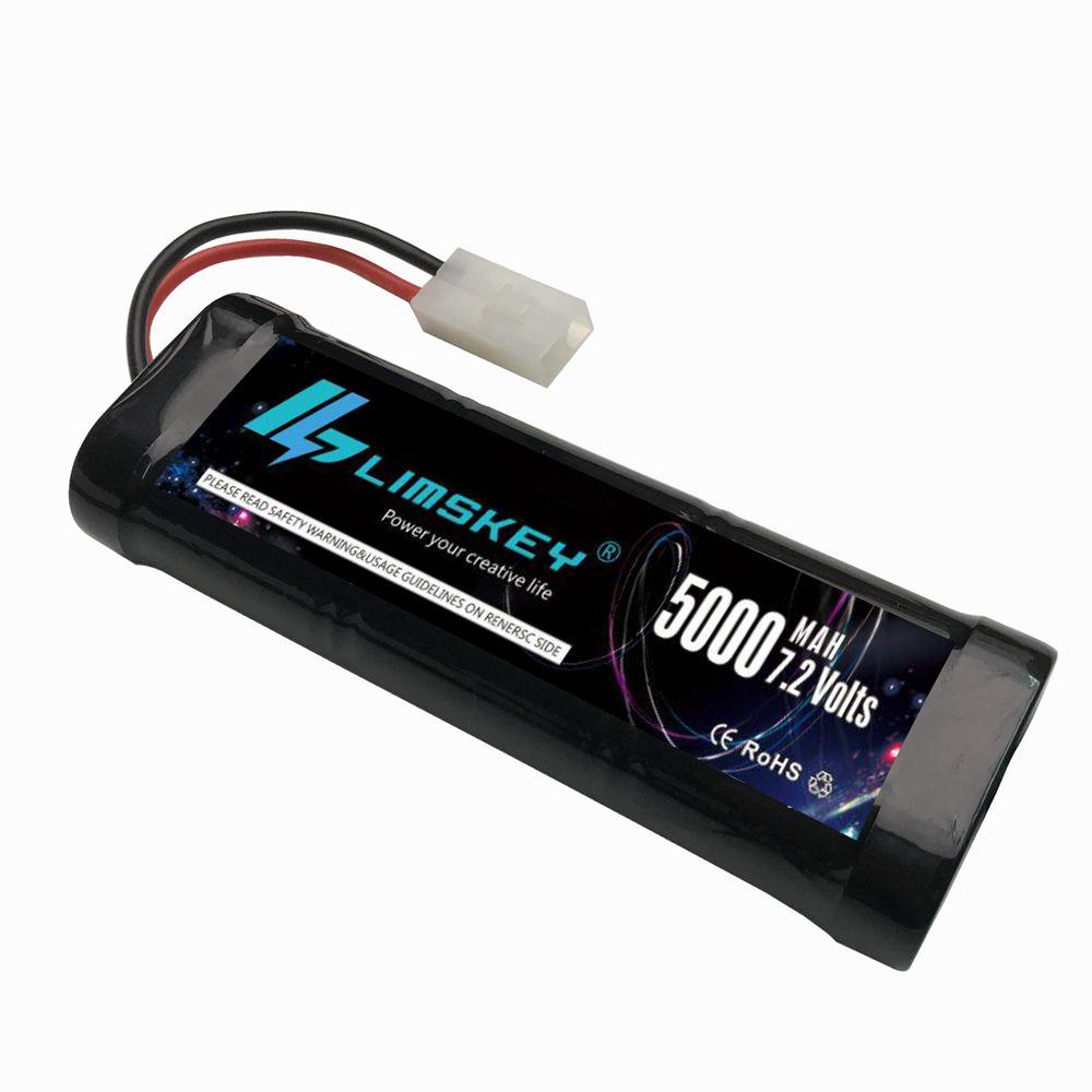 LIM500072 - Bateria NiMh Limskey 5000mah 7,2v