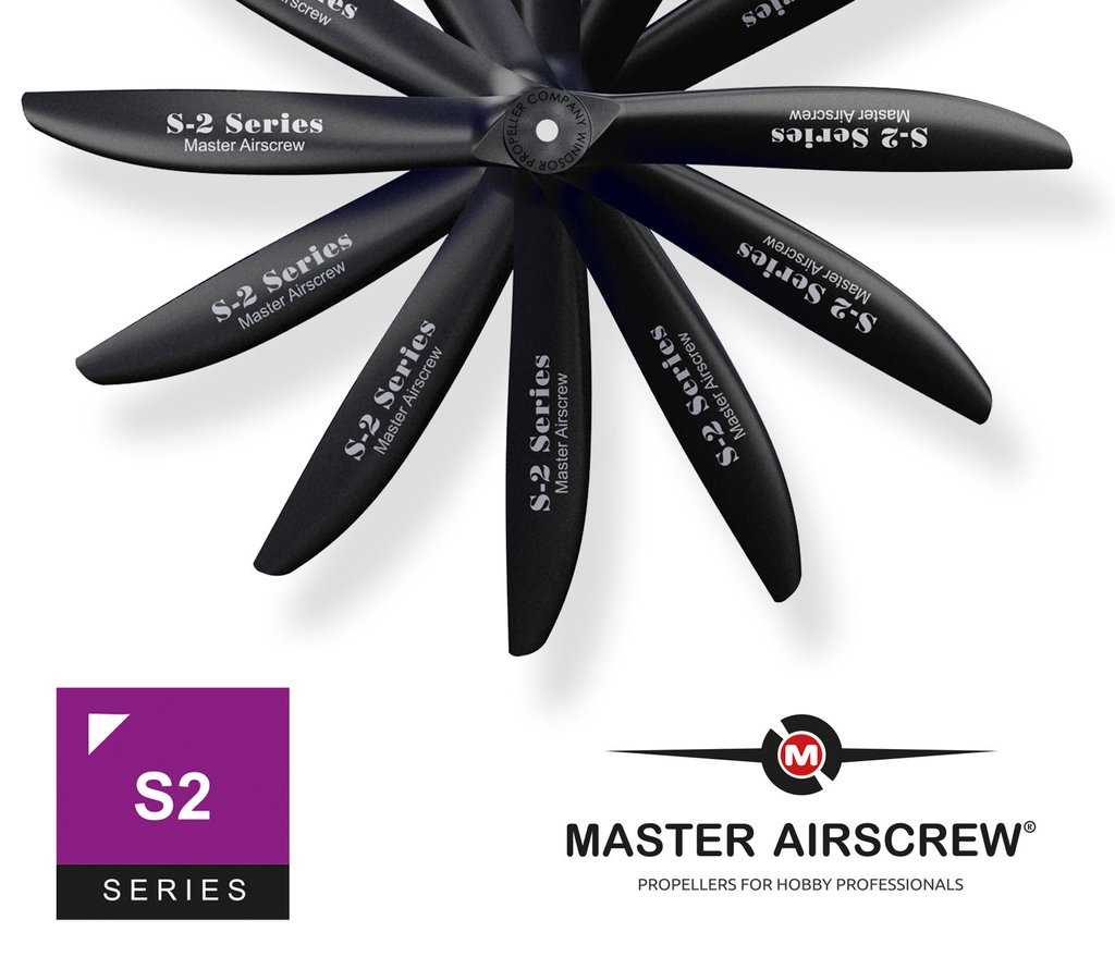 MA0960S - Hélice Master Airscrew Scimitar Series 9X6