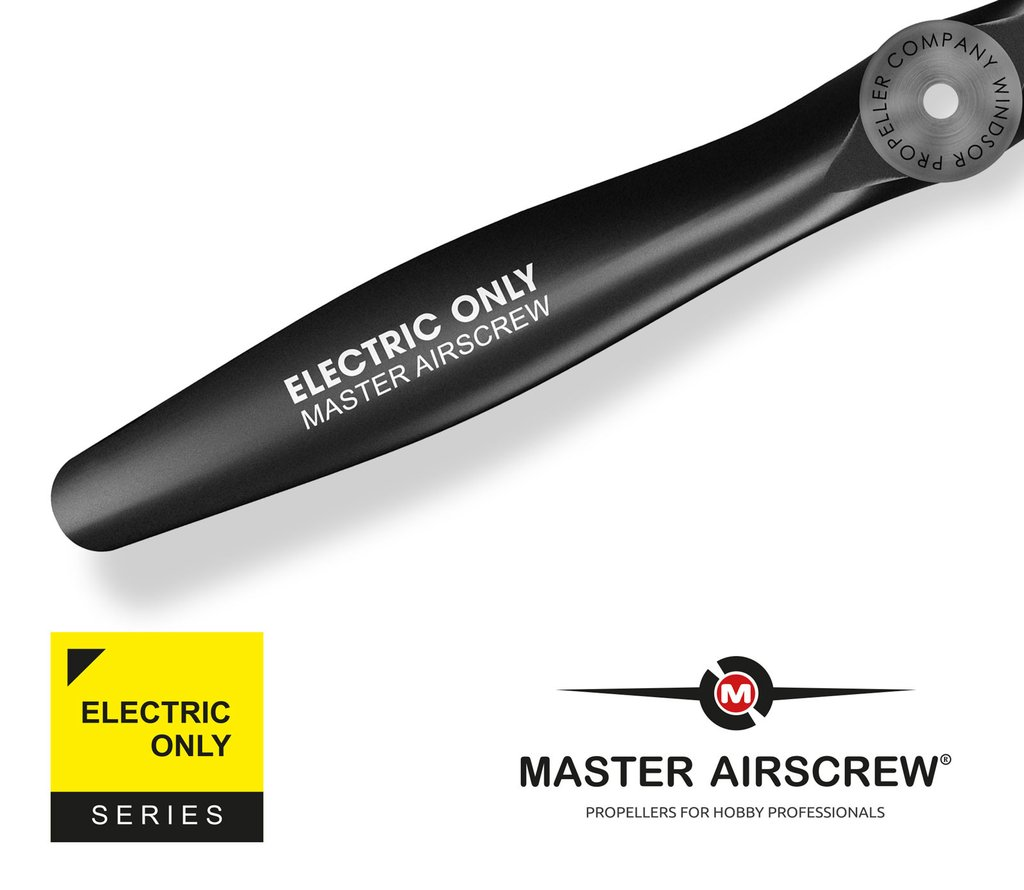 MA1260NE - Hélice Master Airscrew Electric Only Series 12X60