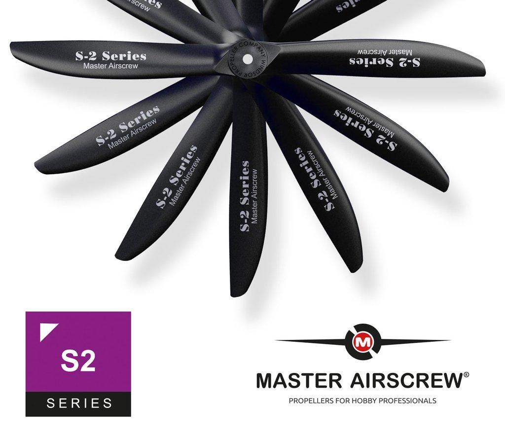 MA1260S - Hélice Master Airscrew Scimitar Series 12X6