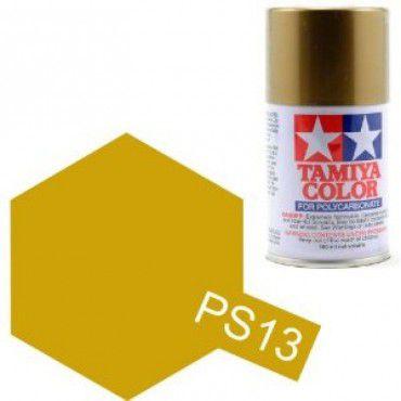 PS-13 - Tinta Spray Gold Tamiya - 100ml