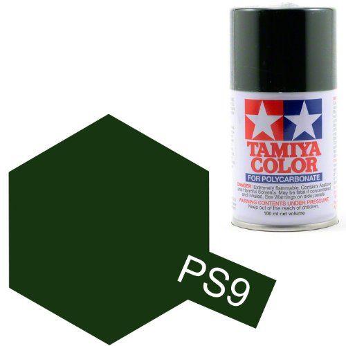 PS-9 - Tinta Spray Green Tamiya - 100ml