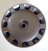 R-13 - Roda NV-12 Prata 1/10 escala (4und)