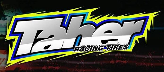 TAHER - Rodas Racing Tires 1/8 (par)