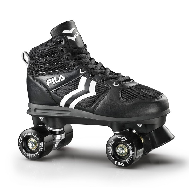 52894bca2 Patins FILA Quad Verve Lady Abec 7 - Branco Lilás - The Radical Shop ...