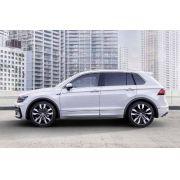 Vidro Porta Traseira Esquerda Volkswagen Tiguan