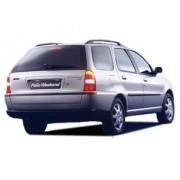 Vidro Vigia (traseiro) Fiat Palio Weekend 2001/2004