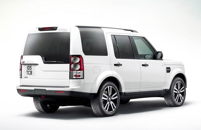 Vidro Vigia (traseiro) Land Rover Discovery 3