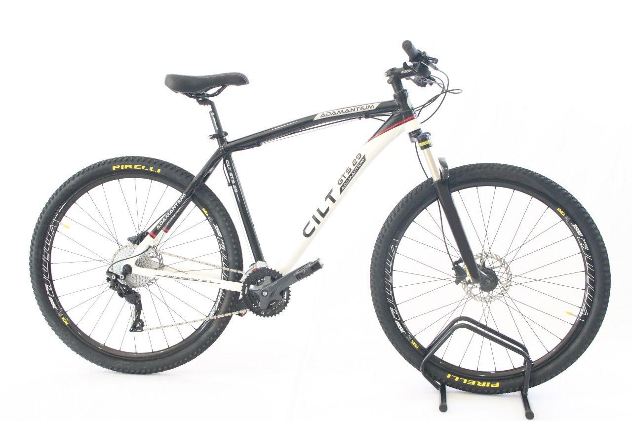 621264969 ... Bicicleta 29 GTS Adamantium 24v Shimano Freio Hidráulico - Cilt Pro  Sport ...