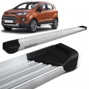 Estribo Ecosport 2013 a 2018 em Alumínio Natural Modelo A3