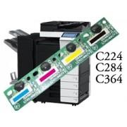 Kit Chip Reset Unidade De Imagem Konica Minolta  C224/C284/C364/C224e/C284e/C364e