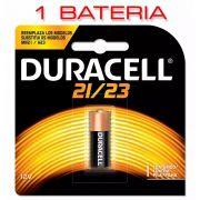 1 Bateria Duracell 12v Mn21 / A23 - P/ Controle De Portão