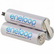 Bateria 3,6v 2000mah Nimh Panasonic Eneloop Original