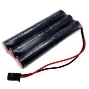 Bateria 7,2v Aa 2550mah Ni-mh Panasonic Eneloop Pro Futaba