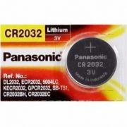 BATERIA BOTAO PANASONIC CR2032 3V LITHIUM