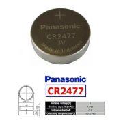 BATERIA BOTAO PANASONIC CR2477 3V LITHIUM