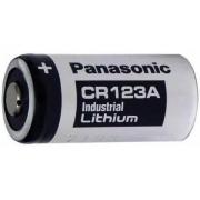 Bateria Cr123a 3v Lithium Panasonic Industrial