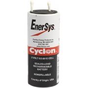 Bateria de Chumbo Ácido Cyclon E 2v 8Ah VRLA