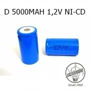 BATERIA ENERGY POWER D 5000MAH 1,2V NI-CD