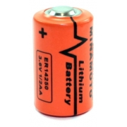Bateria Lithium 1/2aa 3,6v 1200mah Er14250 Minamoto