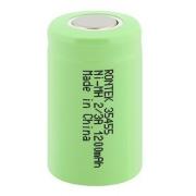 Bateria Ni-mh 1,2v 1200mah 2/3a RONTEK