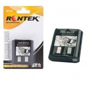 Bateria para Rádio TalkAbout AA 3,6V 600mAh - Rontek
