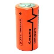 Bateria Pilha Er26500 3,6v 8500mah Lithium Size C Minamoto