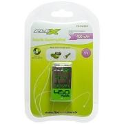 Bateria Recarregável 9v Flex god 450mah - Flex Gold