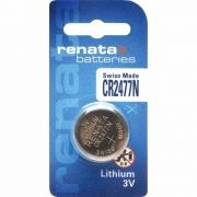 Bateria Renata Cr2450n 3v Lithium - Swiss Made