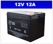 BATERIA SELADA 12V 12AH PLANET BATTERY