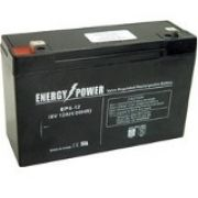 BATERIA SELADA 6V 12AH ENERGY POWER