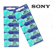 Bateria Sony Sr621sw 364 Pilha Cartela Com 5 Unidades
