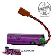 BATERIA TADIRAN TL-5903 3,6V LITHIUM COM CONECTOR
