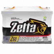 Bateria Zetta Z60d 60 Ah automotiva