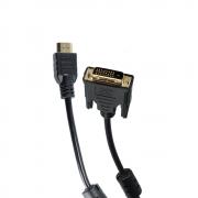 CABO DVI X HDMI 5 METROS
