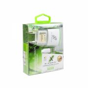 CARREGADOR DE CELULAR V8/MICRO USB COM 1 ENTRADA USB 2A