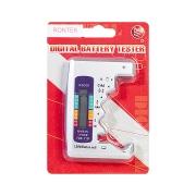 Teste Pilhas/baterias Testador Pilhas Tensão Aa/aaa