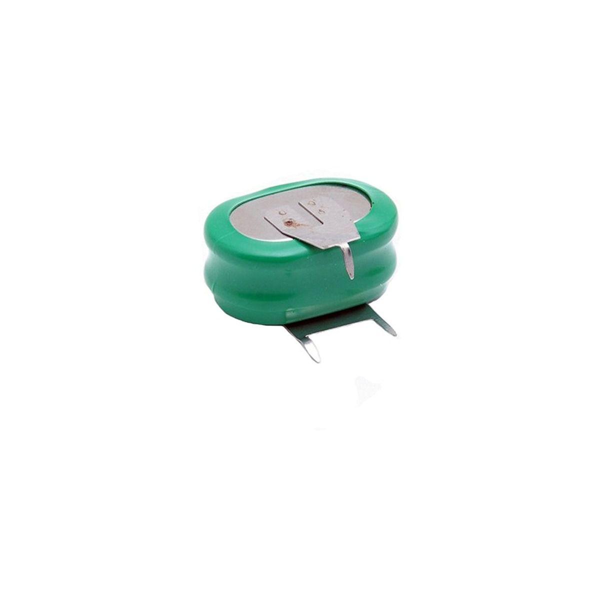 Bateria 2.4v 150mah Nimh 2/v150h Com 3 Terminais